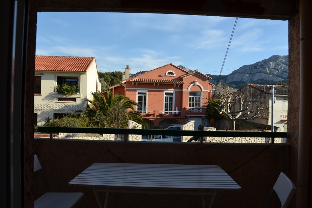 Appartement meubl� 2 chambres - MARSEILLE  13008