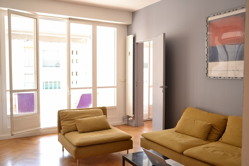Appartement meubl� 2 chambres - Marseille  13002