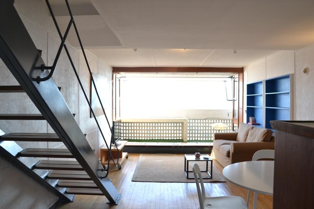 Appartement meublé 1 chambre - MARSEILLE  13008
