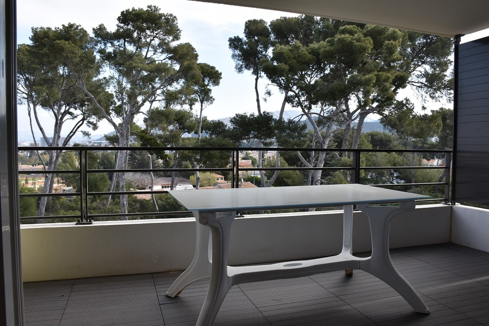 Appartement meubl� 2 chambres - MARSEILLE  13009