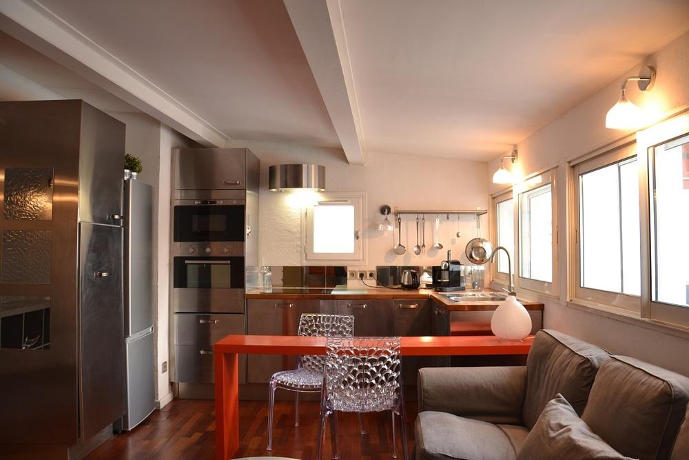 Appartement meublé 2 chambres - MARSEILLE  13005