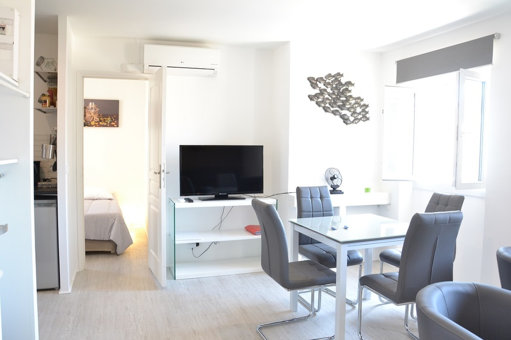 Appartement meubl� 1 chambre - MARSEILLE  13001