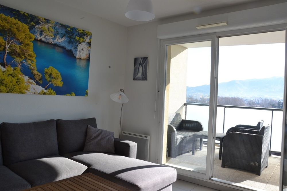 Appartement meubl� 1 chambre - Marseille  13010