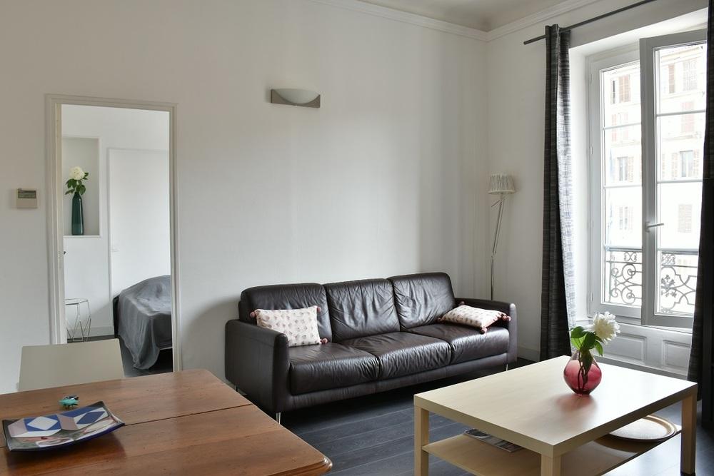 Appartement meublé 2 chambres - MARSEILLE  13001