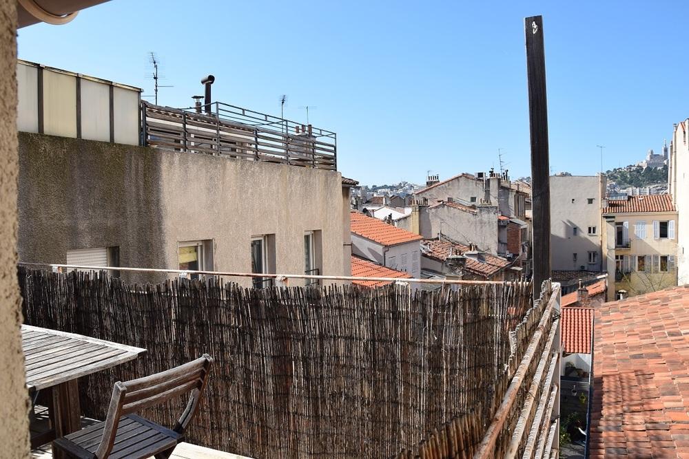 Terrasse de Lodi - MARSEILLE 13006