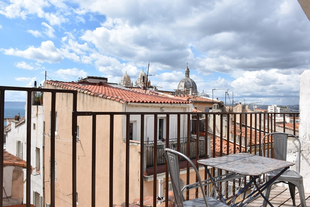 Appartement - Marseille  13002