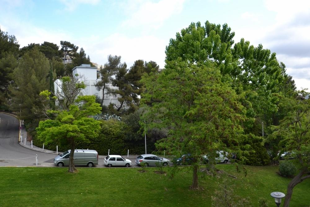 Jardins de Colbert - Marseille 13008