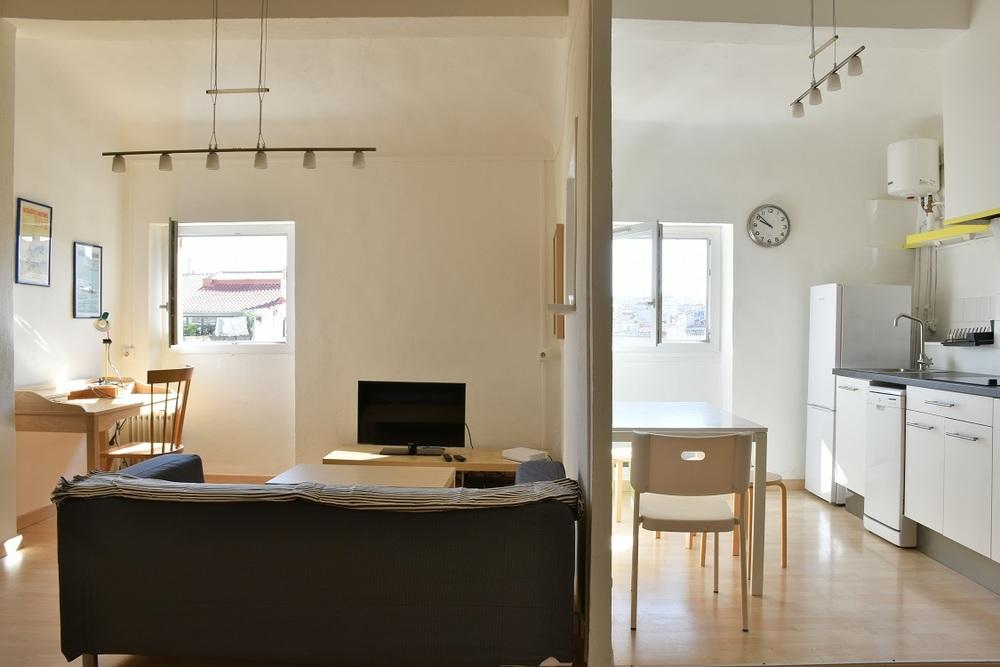Studio meublé - Marseille  13001