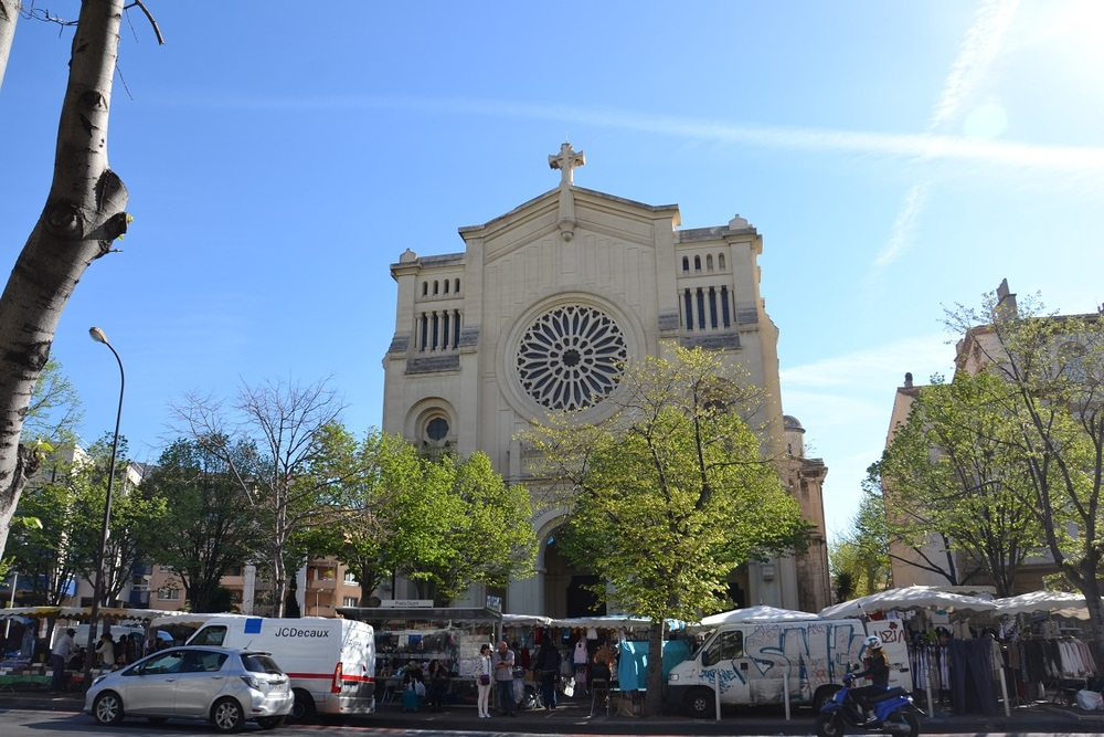 Saint Sébastien - MARSEILLE 13006