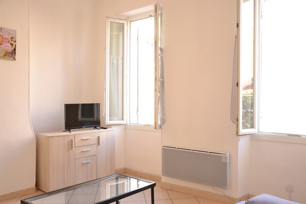 Appartement meublé 1 chambre - Marseille  13007