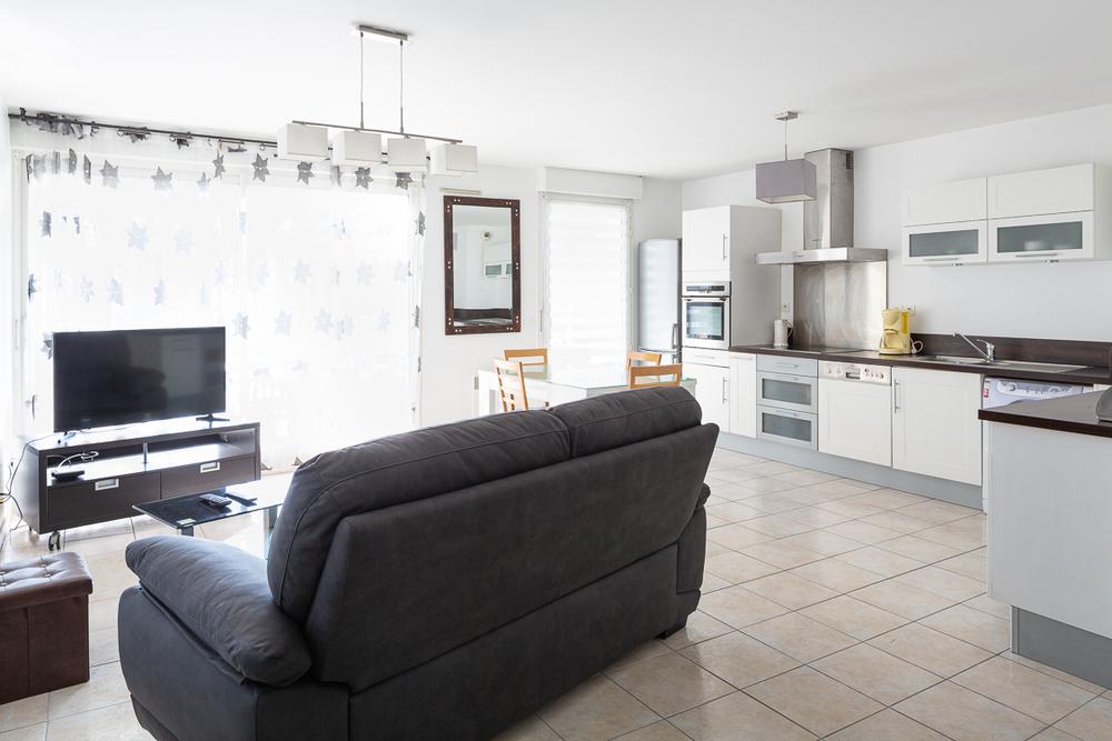 Appartement meublé 2 chambres - MARSEILLE  13002