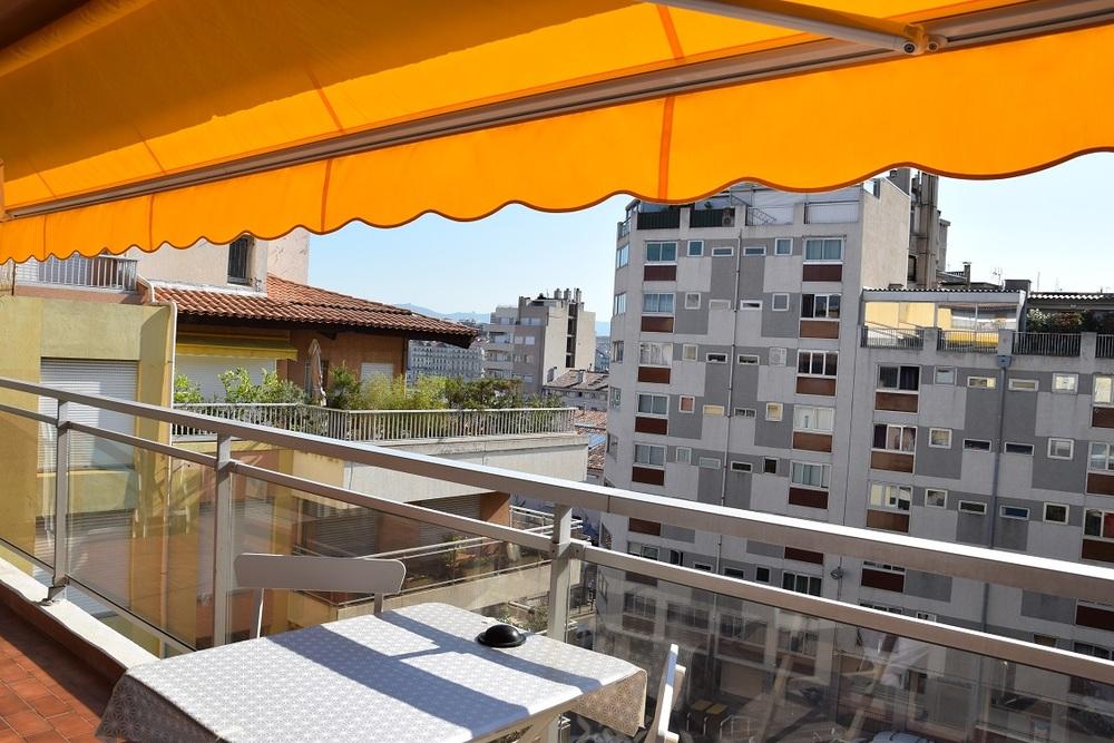 Terrasse St Victor - Marseille 13007