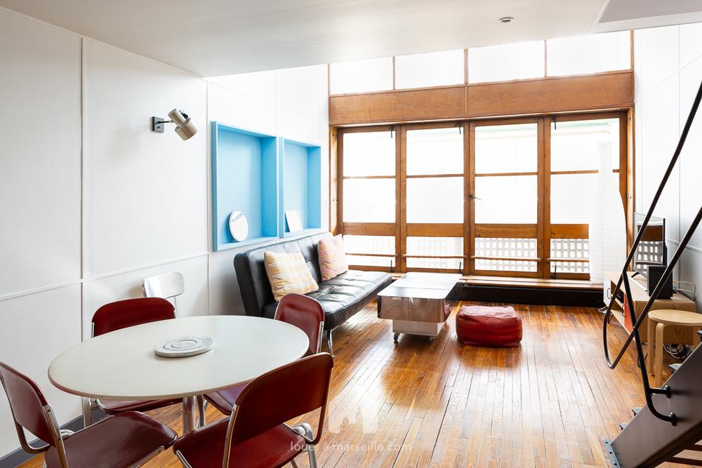 Appartement meublé 3 chambres - MARSEILLE  13008