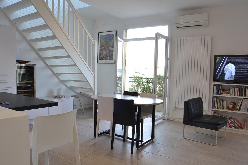 Appartement meublé 2 chambres - Marseille  13007