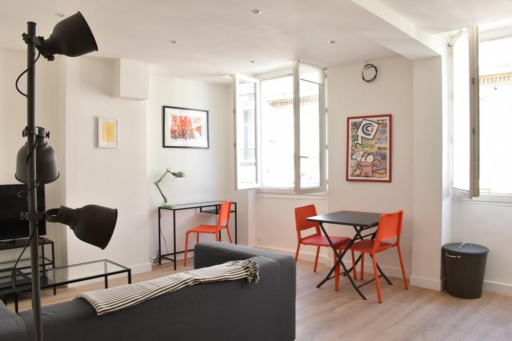 Appartement meublé 1 chambre - MARSEILLE  13001