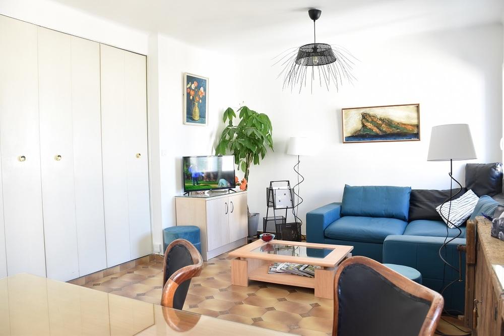 Appartement meublé 2 chambres - Marseille  13004