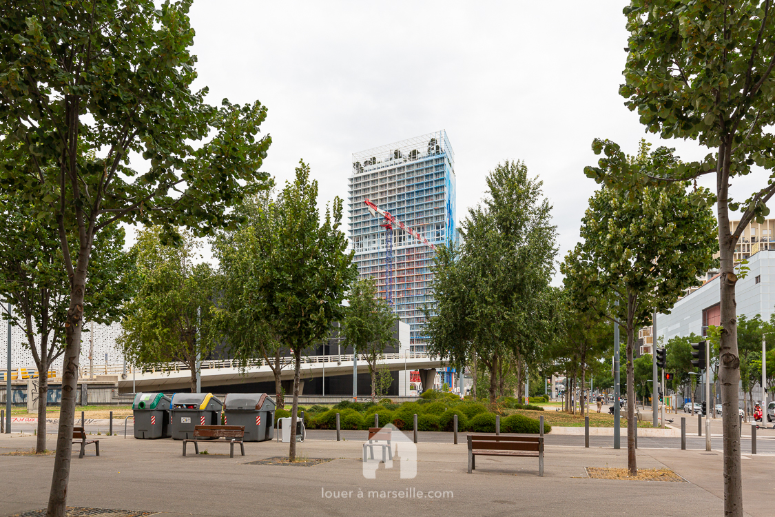 Le patio joliette - Marseille 13002