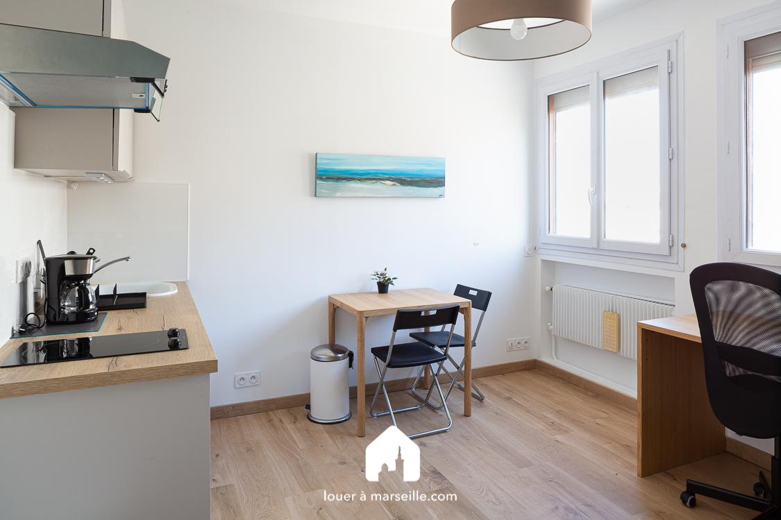 Studio mouette - Marseille 13007